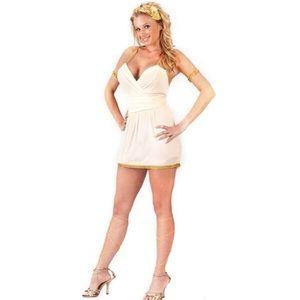 Sexy Aphrodite Halloween costume