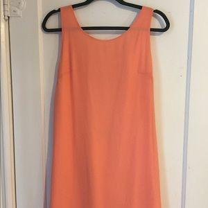 Coral Lulu's Dress