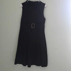 Boston Proper Belt Dress