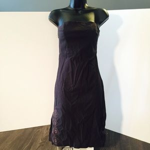 Brown Express Dress