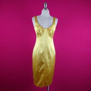 David Meister size 2 bodycon dress