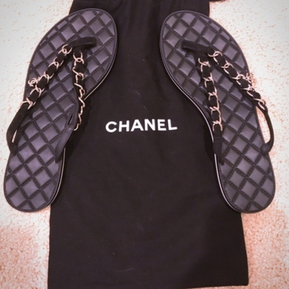 a71535b7a CHANEL Shoes - Brand New (never worn) Chanel Sport Beach Sandal