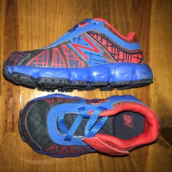 Balance Spiderman Shoes Size