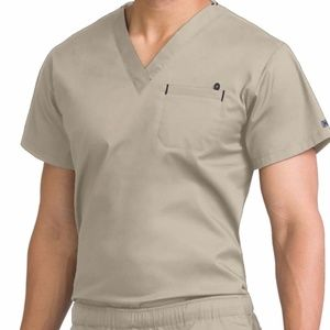 Med Couture MC2 Men's One Pocket Scrub Top