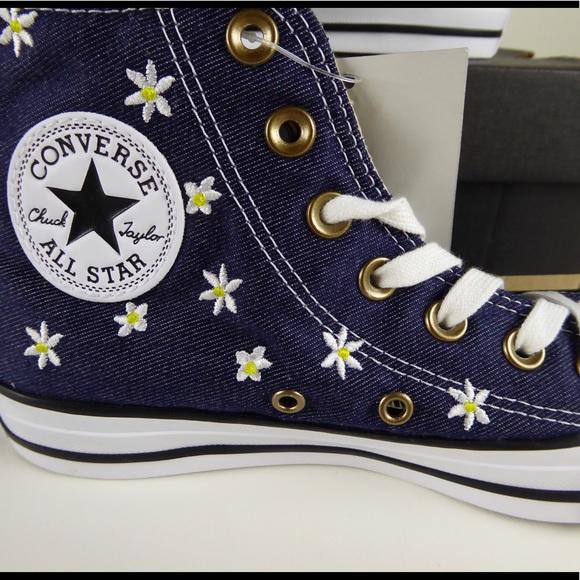 a6d39d85af27f0 Converse Chuck Taylor All Star hi-top Floral Shoes