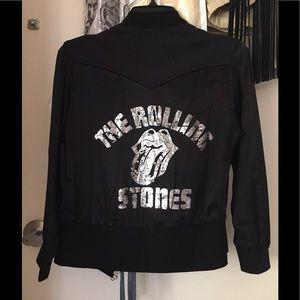 Jackets & Blazers - Rolling Stones jacket