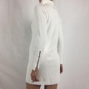 e2f817b8424 Club Monaco Dresses - Club Monaco white cowl neck sweater dress