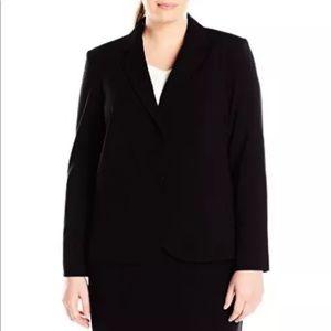 NWT $139.00 Calvin Klein Womens Black Blazer- 16W