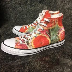 10d805a8f6b104 Converse Shoes - Converse Chuck Taylor All Star Fruit Slice HI Tops