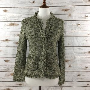 Anthropologie Angel of the North Cardigan (W14146)