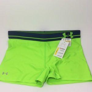 Under Armour Women's HeatGear Compression Shorts