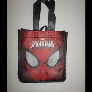 Ultimate Spider-Man Halloween Candy Tote Bag