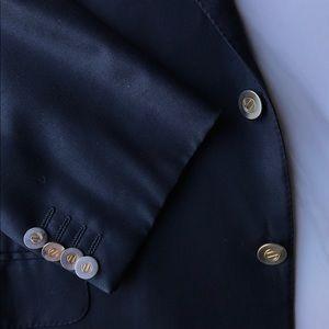 🔥48 Ermenegildo Zegna Men's Suit Jacket