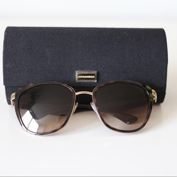 e85751ce7156 Dolce   Gabbana Accessories - Dole   Gabbana Sunglasses DG2107 02 13 Gold  57MM