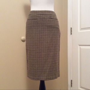 Authentic RED Valentino Pencil Skirt Size 4 NWOT