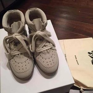Isabel Marant bobby sneakers 35