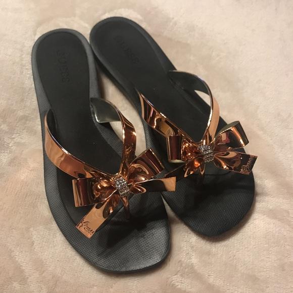 312cfb98ec71ea Guess Shoes - Guess TuTu Flip Flops