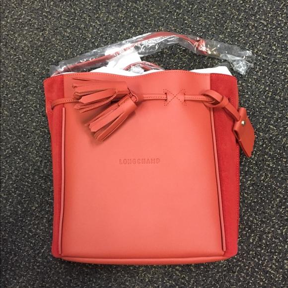 f9f27b67564a Lonchamp Penelope bucketbag