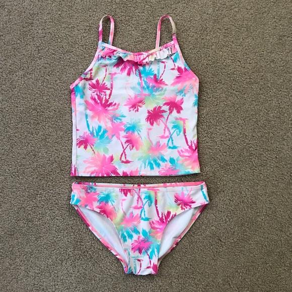 ed98fb6a71158 The Children's Place Swim | Cute Two Piece Bathing Suit | Poshmark