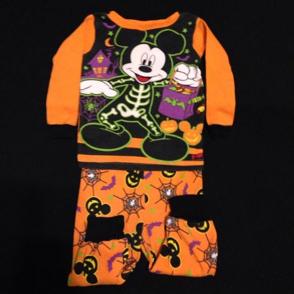 disney other disney halloween mickey mouse pajamas