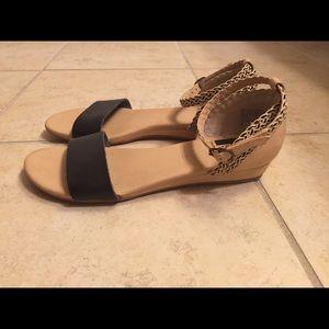 BC Footwear little wedge sandal