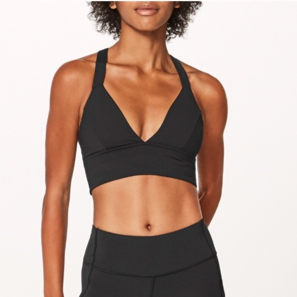 74847fac982d2 Lululemon athletica intimates sleepwear lululemon sweat your jpg 580x580  Sweat around your neck bra
