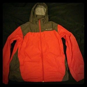 Columbia light wear rain/athletic jacket