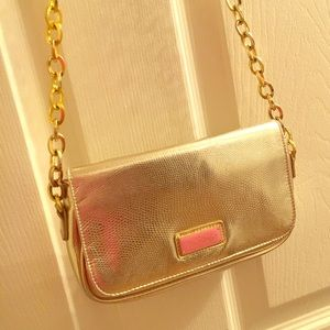 Gold Lilly Pulitzer Crossbody