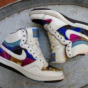 Vintage Nike Court Force