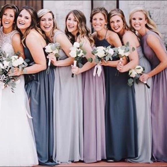 c52c82970f5 Azazie Dresses   Skirts - Azazie Bridesmaid Dress - Dusk