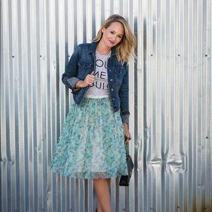 Lauren Conrad Cinderella Tulle Skirt