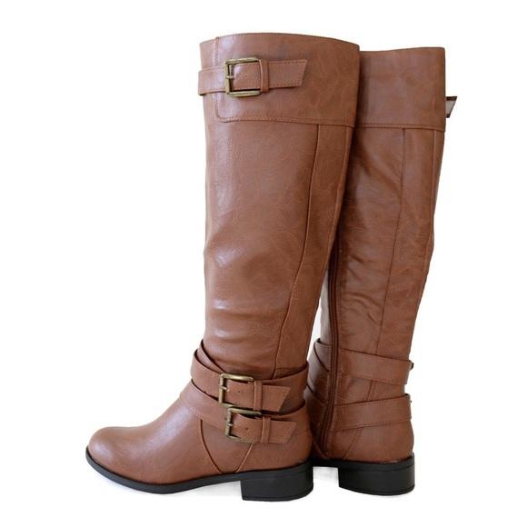 065b1b31eb0 doric-knee high rider combat boots