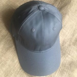 Accessories - Gray Baseball Hat