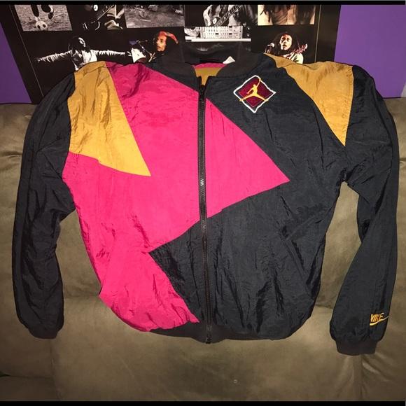 nike jordan windbreaker jacket