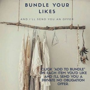 Other - BUNDLE FOR PRIVATE OFFER