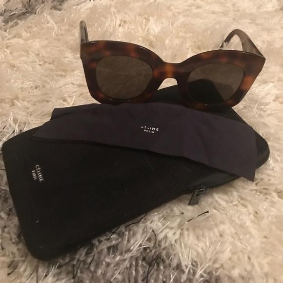 62e1e2c6bbab Celine Accessories - Celine Martha Sunglasses