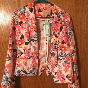 Blazer Skies Are Blue Size Small NWT