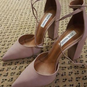 a473c58c3c6 Steve Madden Shoes - Steve Madden Pampered Blush Pumps 9.5