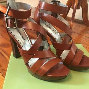 Gianni Bini strappy sandals