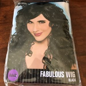 Other - Fabulous Black wig