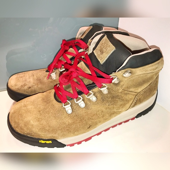 333b0c88312 Timberland X Vibram GT Scramble Hiking Boots Tims
