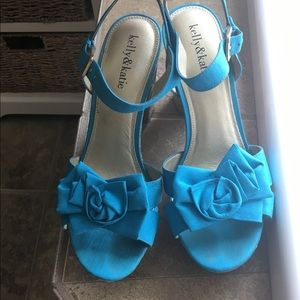 Wedges shoes size 8