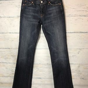 7 For All Mankind high waist bootcut size 29