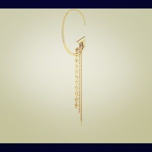 Louis Vuitton AQUARIUS FORTUNE EARRING