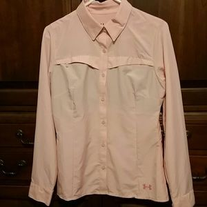 COLUMBIA Heat Gear blouse