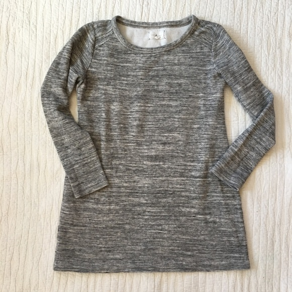 c0f3e4277d4f5 Lou   Grey Tops - Lou   Grey Space Dyed Sweatshirt Tunic