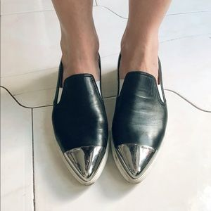 Shoes - Authentic MIU MIU Pointed Flats Size 40.5