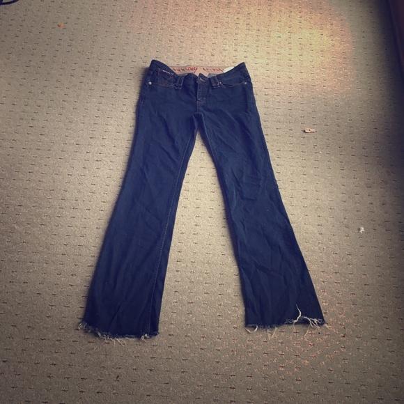 3e68a5e6 Dolce & Gabbana Jeans | Dolce Gabbana Womens 27 Icon 4 Boot Cut ...