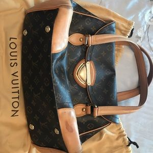 Louis Vuitton Authentic Beverly GM with LV Dustbag