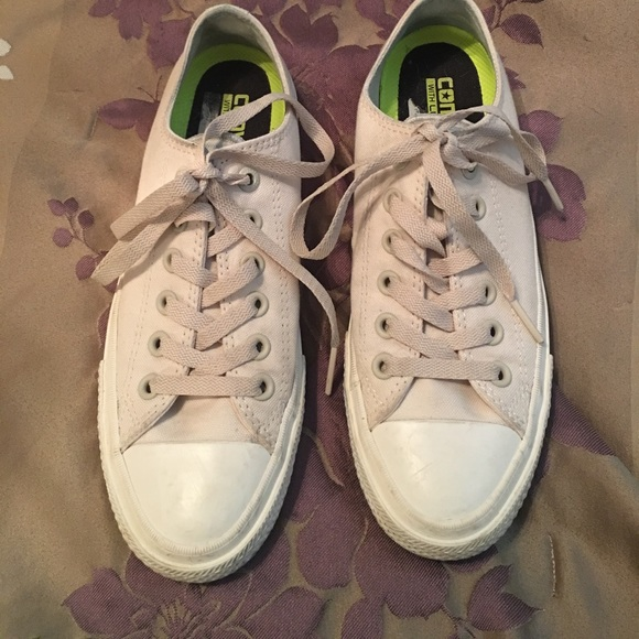 adcdd5f9e7cc02 Converse Shoes - Chuck Taylor 2 nude collection
